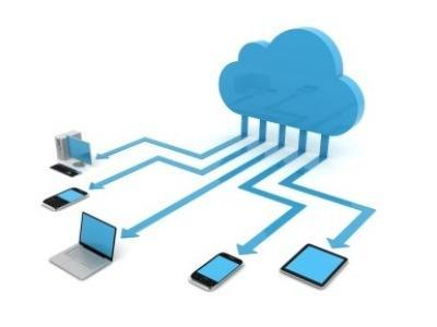 Un sistema di cloud computing