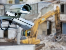 Telecamere installate per sicurezza nel cantiere ma usate per contestare l'operato della società appaltatrice, scatta la sanzione